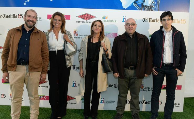 Invitados a la gala de los Premios e-volución 2019 (1/2)