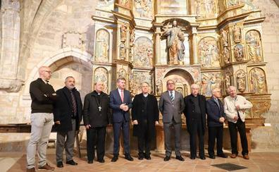 El Museo del Retablo de Burgos se consolida como «único» en España tras una ampliación de 800 metros cuadrados