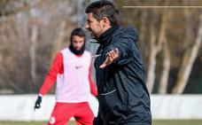 Fernando Estévez: «El objetivo se alcanzará como consecuencia del trabajo»