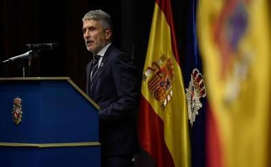 Grande-Marlaska: «ETA está absolutamente derrotada y disuelta»