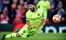 Luis Suárez se perderá la final de Copa