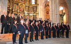 Concierto del Órfeón Burgalés, este domingo para contribuir a la restauración del Cristo de las Gotas
