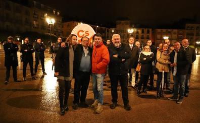 Cs sale a luchar por Burgos «frente a quienes quieren estar en el Senado o llevarse todo a Valladolid»