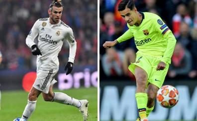 Bale y Coutinho, dos fichajes astronómicos en el escaparate