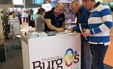 'Provincia de Burgos, origen y destino' promociona en Bilbao planes turísticos para toda la familia