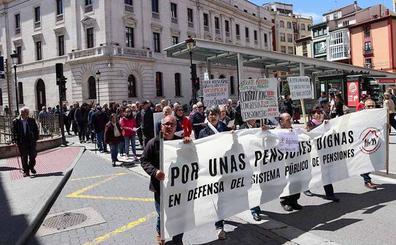 A la calle por unas pensiones públicas y dignas, «única herencia tangible» para los burgaleses