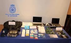 23 detenidos por 'sextorsión' a usuarios de páginas de contactos en Valladolid, Zamora, Ávila, Burgos y Salamanca