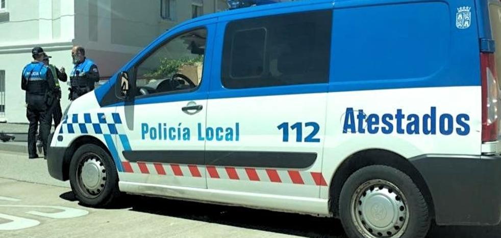 Un hombre que circulaba en patinete ha resultado herido al ser atropellado por un autobús en Burgos