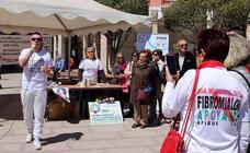 AFIBUR ha celebrado el día de la Fibromialgia y la Fatiga Crónica