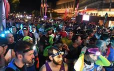 Más de 3.000 personas participan en la VIII edición de la Nocturna de Modúbar