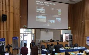 El proyecto 'Atapuerca', el simposio internacional de arqueología que se desarrolla en Zimbabue