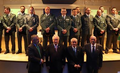 La Guardia Civil conmemora en Burgos el 175 aniversario de su creación en un «buen momento» no exento de problemas