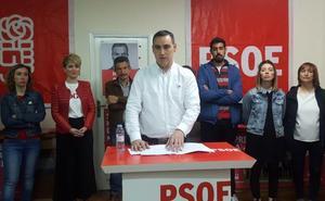 El PSOE presenta a Álvaro Morales como «el alcalde que Briviesca se merece»