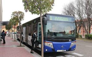 Los usuarios de transporte urbano por autobús crecen un 3,3% en Castilla y León en marzo