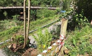 Muere un ciclista vallisoletano de 60 años en la Senda del Oso, en Asturias