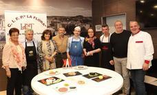 Imágenes de la séptima edición del concurso 'La Mejor Hamburguesa' del gremio de carniceros de Burgos