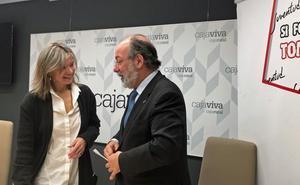 Cruz Roja y Cajaviva Caja Rural se unen para llevar magia al Hospital de Burgos