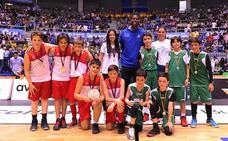 16 colegios burgaleses participan en el Torneo Alevín 3x3 del San Pablo Burgos