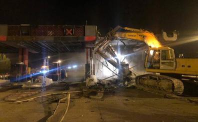 Burgos dice adiós a las cabinas de los peajes de la AP-1