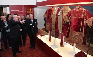 Junta y Arzobispado de Burgos invierten 450.000 euros en la renovación del Museo de la Colegiata de Covarrubias