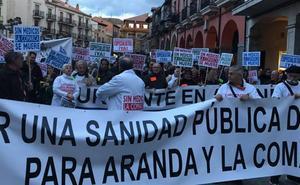 La Coordinadora por la Sanidad veta a los políticos en la cabeza de la manifestación del 17 de mayo