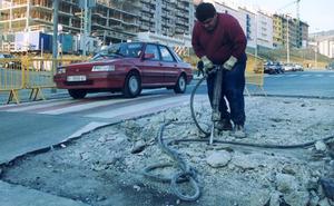 El 62% de los habitantes de Burgos detesta el ruido de las obras