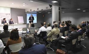 Las empresas familiares burgalesas aprenden a profesionalizar su gestión con Ibercaja