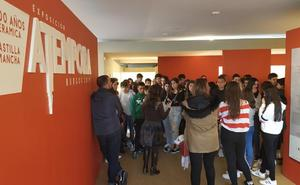 19 institutos de Castilla y León visitan la exposición Atémpora, la Catedral de Burgos y Las Edades del Hombre
