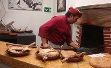 8 asadores participan en las Jornadas Gastronómicas del lechazo de Aranda