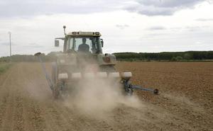 Caen un 3,49% las solicitudes de las ayudas de la PAC en la provincia de Burgos