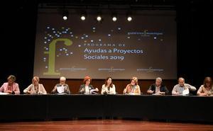 La Fundación Gutiérrez Manrique concede 355.000 euros a proyectos sociales de la provincia burgalesa