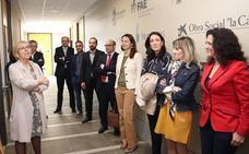 Imágenes del Centro multiusos de atención integral de Parkinson Burgos