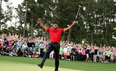 Tiger Woods apunta a una gran victoria en el Campeonato de la PGA