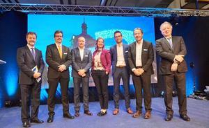 El Grupo Antolin inaugura la planta y el Centro Técnico de Bamberg, en Alemania