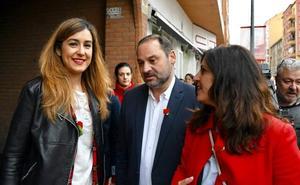 Ábalos apuesta por el mantenimiento de Miranda como nudo logístico «importante» para España