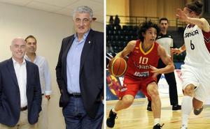 Los exjugadores Elisa Aguilar y Fernando Romay ofrecerán dos charlas en Burgos