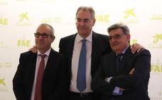 FAE reconoce la labor de Javier Herrán y Pedro Ramos Rodríguez