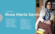 La burgalesa Rosa María Sardonill, finalista de 'Imparables', para emprendedores mayores de 60 años