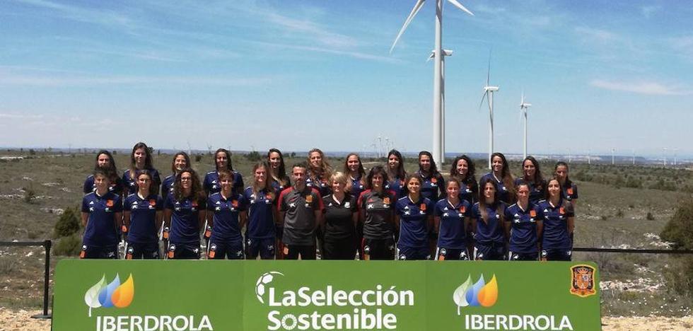 Jorge Vilda: «La lista del Mundial está abierta todavía»
