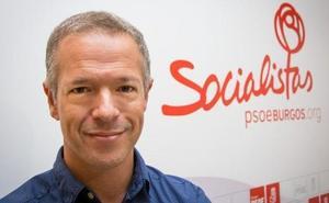 El burgalés Ander Gil repite como portavoz del PSOE en el Senado