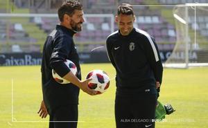 Fernando Estévez: «Vamos a salir a ganar, queremos dignificar la competición»