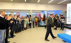 El Partido Popular de Burgos despide y agradece a Juan Vicente Herrera su labor