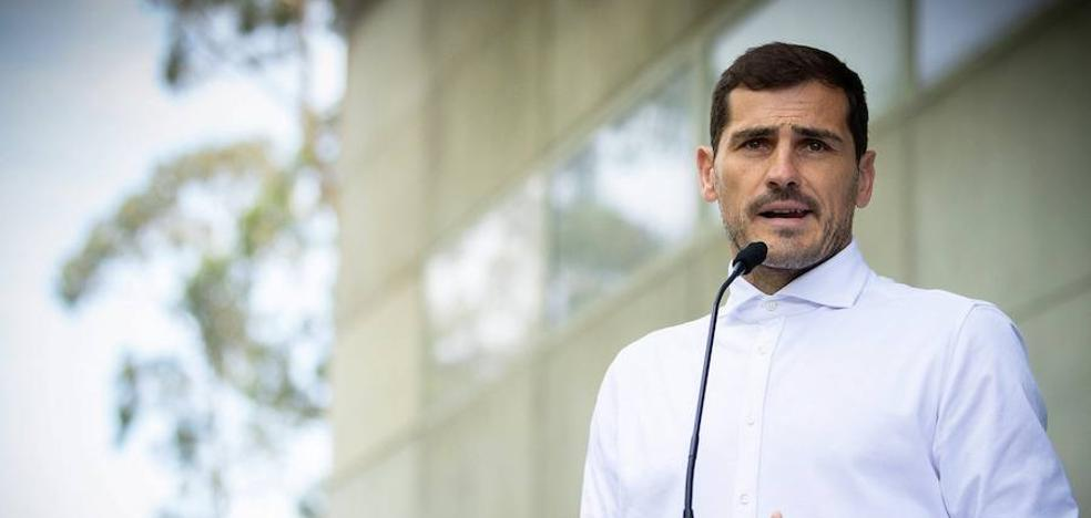 Casillas, sobre su retirada: «Déjenme anunciar la noticia cuando llegue ese momento»