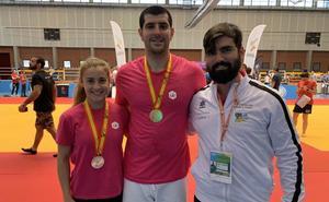 La Universidad Isabel I logra dos medallas en los campeonatos de España Universitarios de Judo