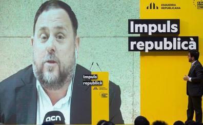 Junqueras quiere ofrecer ruedas de prensa en el Congreso