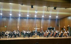 Concierto de la Orquesta de Cuerda del Conservatorio de Ourense este sábado en Miranda de Ebro