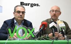 Vox Burgos apela al «espíritu de los marines» para no dejar a nadie atrás y apuesta por mantener las ayudas con «contrapartidas»