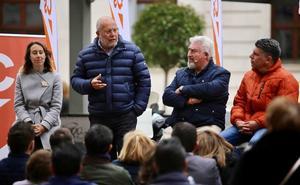 Igea defiende un cambio en Castilla y León y acabar con la resignación