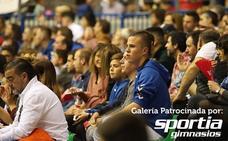 Si has estado en el Coliseum viendo el San Pablo - UCAM Murcia ¡búscate!