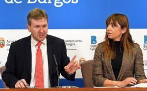 Lacalle anuncia la creación de una oficina industrial en Madrid para apoyar a los empresarios burgaleses